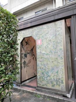 大横川親水公園(トイレの壁画).jpg