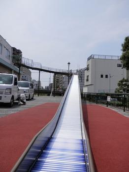 大横川親水公園(ローラー滑り台).jpg