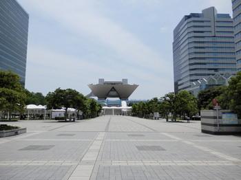 イーストプロムナード/東京ビックサイト.jpg