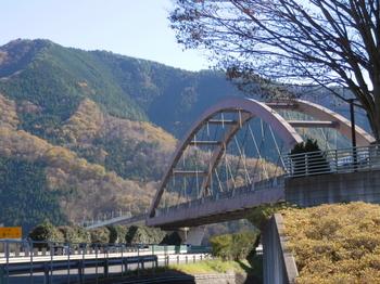 リニア実験線(鉄橋).JPG