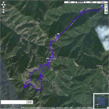 御岳山ハイキング軌跡.JPG