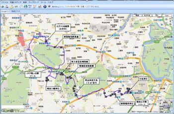 日枝神社GPS軌跡.JPG