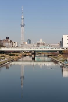 旧中川(スカイツリー).JPG