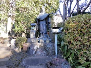 東覚寺(庭園内・弁財天).jpg