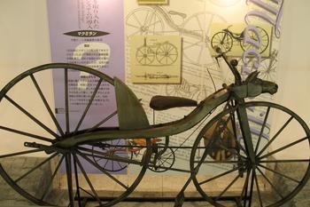 科学技術館(自転車2).JPG