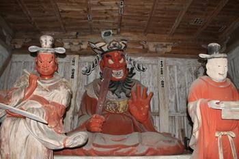 西明寺の笑い閻魔.JPG
