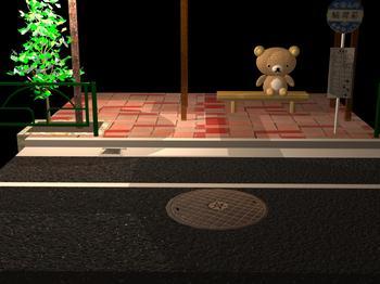 道路(リラックマ)2.jpg