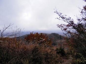 飯盛山に向かって縦走中.jpg